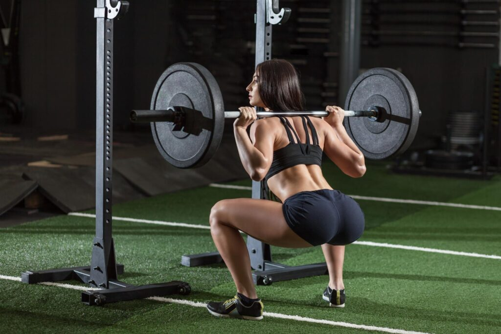 SO THAT'S WHY SQUATS ARE CONSIDERED A GIRLS' FAVORITE EXERCISE!